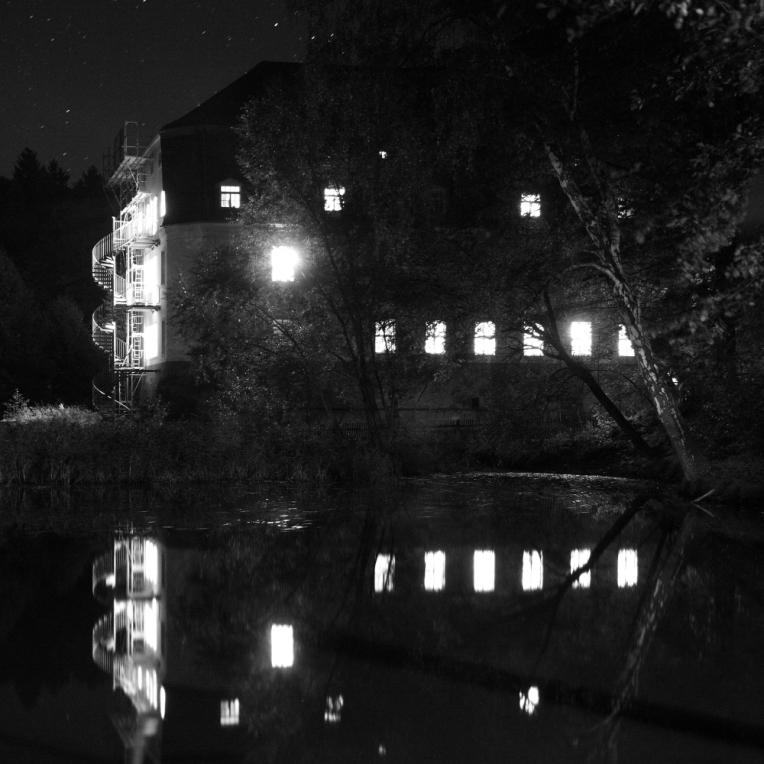 Das Wasserschloss von JMEM