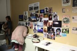 Ausstellung des Fotografie-Tracks im Photostudio
